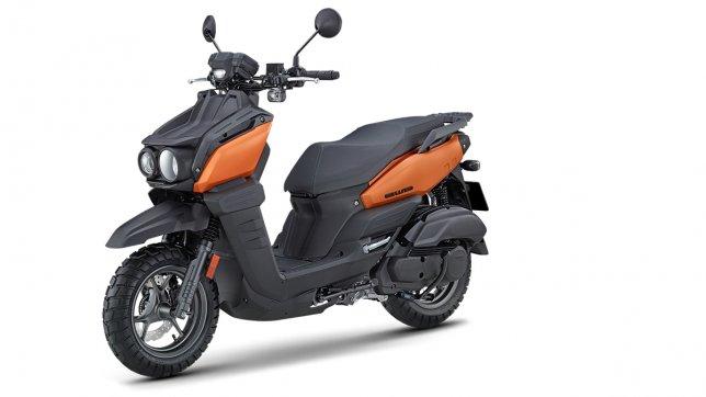2020 Yamaha BW'S 125 FI UBS