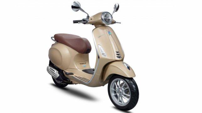 2018 Vespa Primavera 150 i-Get ABS LED