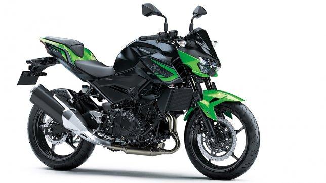 2021 Kawasaki Z 400 ABS