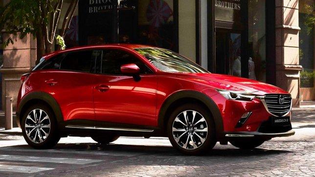 2018 - Mazda CX-3(NEW)