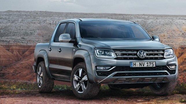 2020 - Volkswagen Amarok