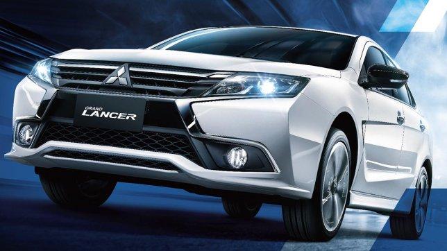 2020 Mitsubishi Grand Lancer