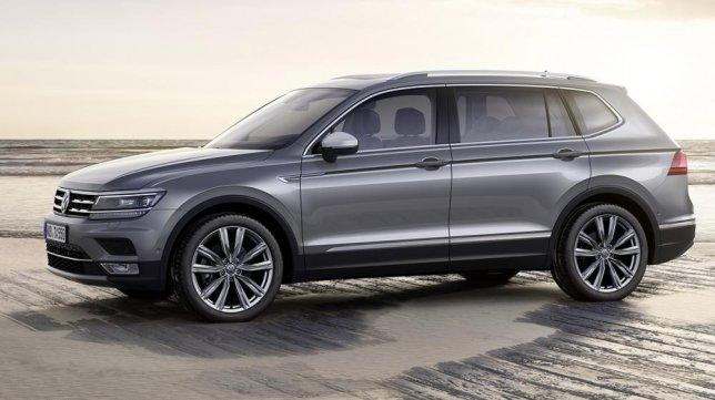 2020 Volkswagen Tiguan Allspace