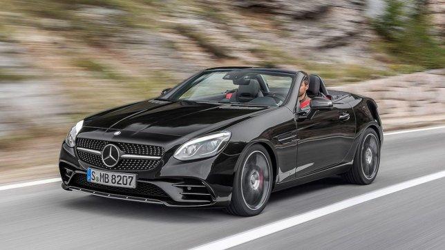 2019 - M-Benz SLC