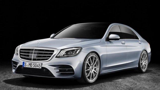 2020 M-Benz S-Class
