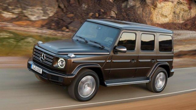 2020 M-Benz G-Class