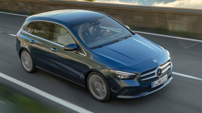 2020 M-Benz B-Class