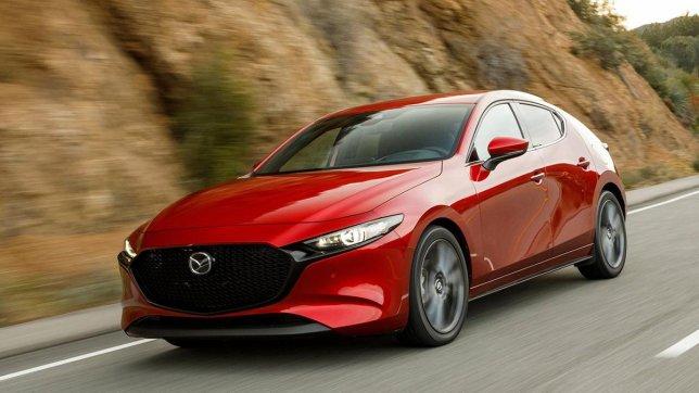 2020 Mazda 3 5D