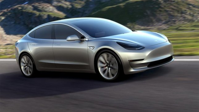 2020 - Tesla Model 3