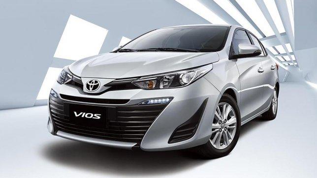 2019 Toyota Vios