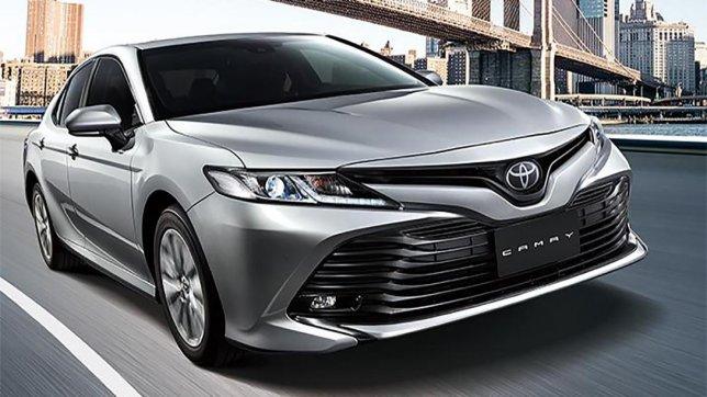 2020 - Toyota Camry