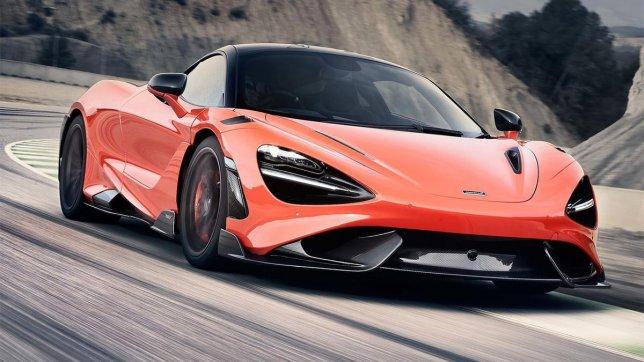 2020 - McLaren 765 LT