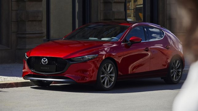 2021 Mazda 3 5D