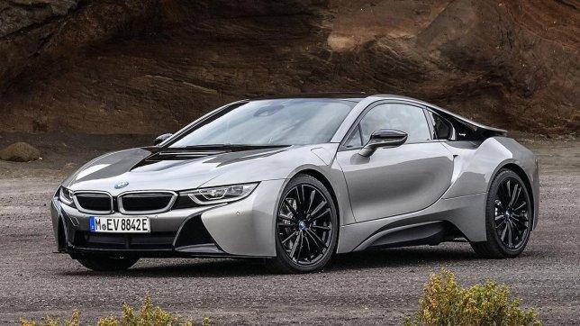 2018 BMW i8(NEW)