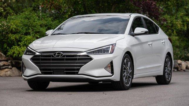 2019 Hyundai Elantra(NEW)