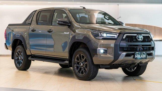2020 - Toyota Hilux(NEW)