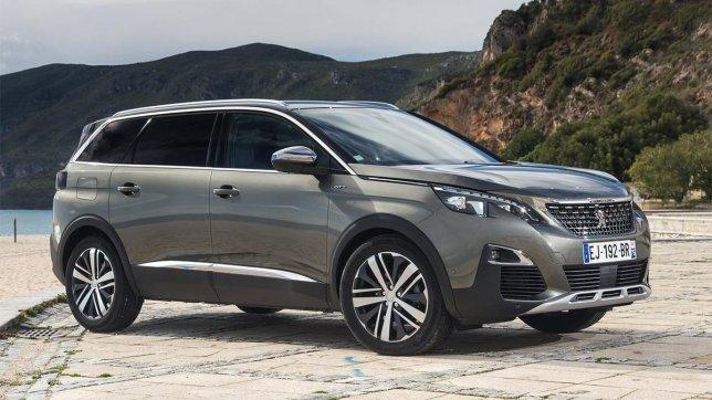 2019 Peugeot 5008 SUV