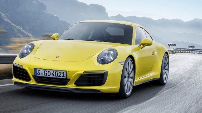 2019 Porsche 911 Carrera 4