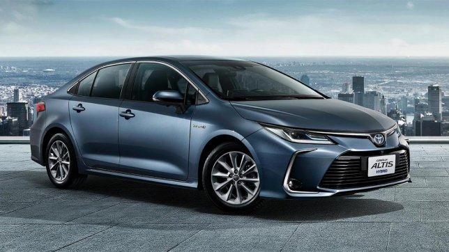 2019 Toyota Corolla Altis(NEW)