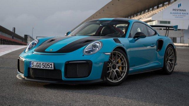2018 Porsche 911 GT2