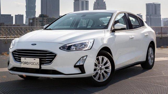 2020 Ford Focus 4D