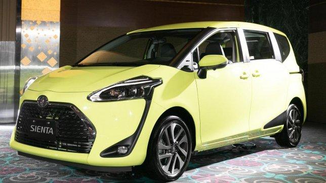 2020 - Toyota Sienta