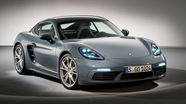 2020 - Porsche Cayman