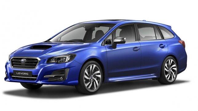 2020 - Subaru Levorg