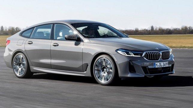 2021 - BMW 6-Series Gran Turismo