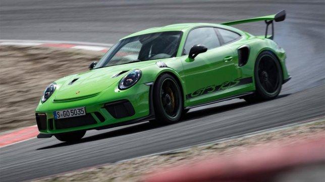 2019 - Porsche 911 GT3