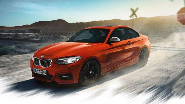 2019 - BMW 2-Series