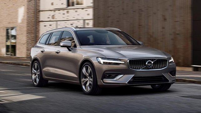 2020 - Volvo V60
