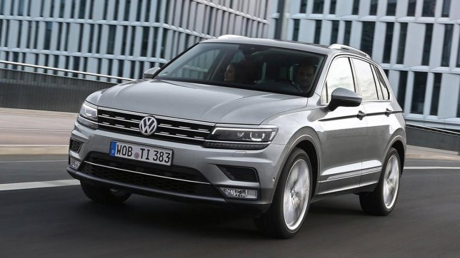 2020 - Volkswagen Tiguan