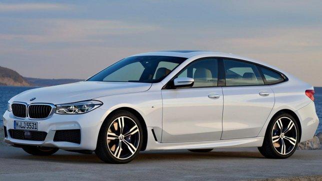 2019 BMW 6-Series Gran Turismo