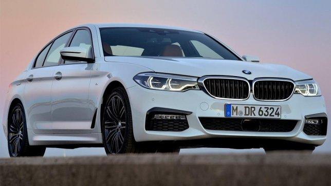 2019 - BMW 5-Series Sedan