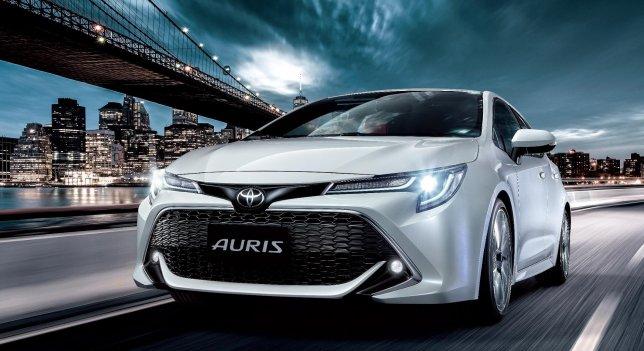 2020 Toyota Auris