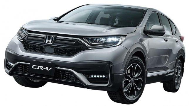2021 - Honda CR-V