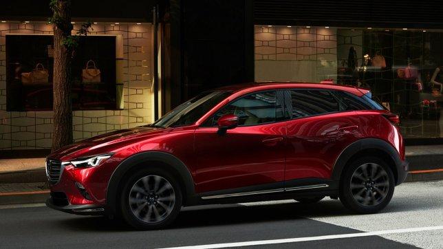 2019 Mazda CX-3 2.0 SKY-G尊榮型