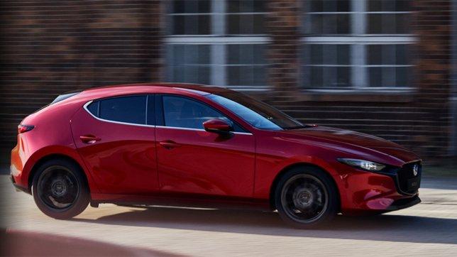 2021 Mazda 3 5D 2.0尊榮安全型