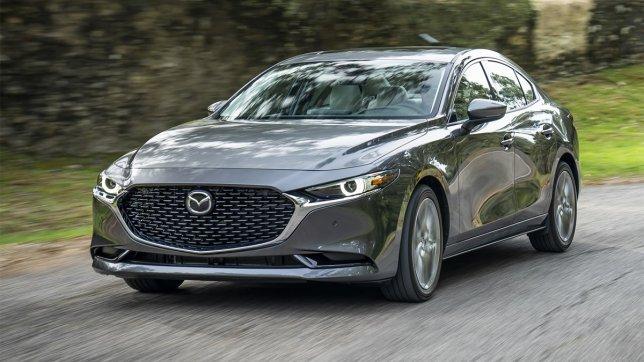 2021 Mazda 3 4D 2.0尊榮安全型