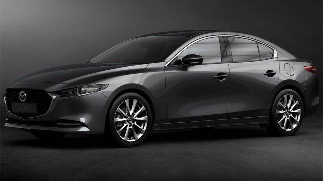 2020 Mazda 3 4D 2.0頂級型