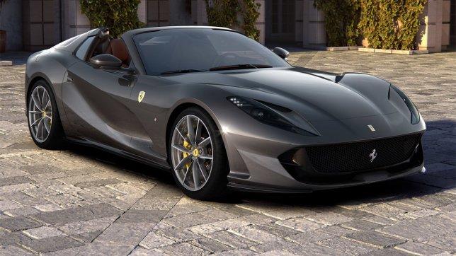 2021 Ferrari 812 GTS V12