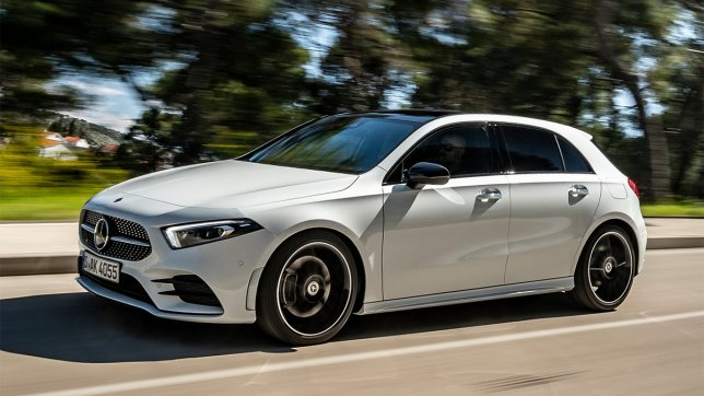 2020 M-Benz A-Class A250運動版