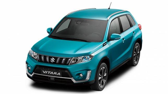 2020 Suzuki Vitara GLX