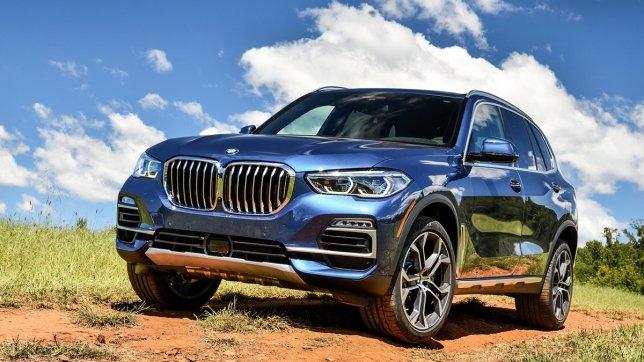 2020 BMW X5 xDrive25d旗艦版