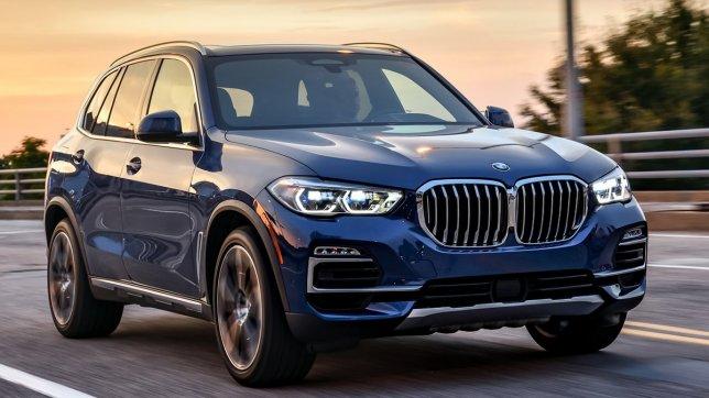 2020 BMW X5 xDrive40i旗艦版