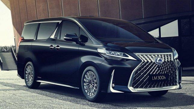 2020 Lexus LM 300h七人座