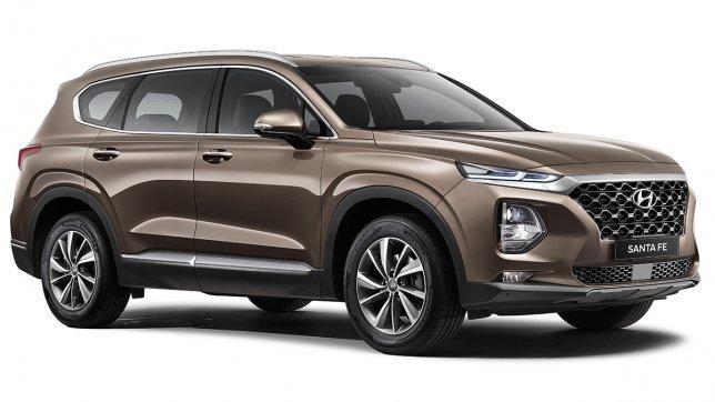 2020 Hyundai Santa Fe 2.2柴油旗艦