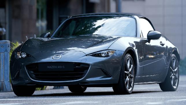 2020 Mazda MX-5 2.0