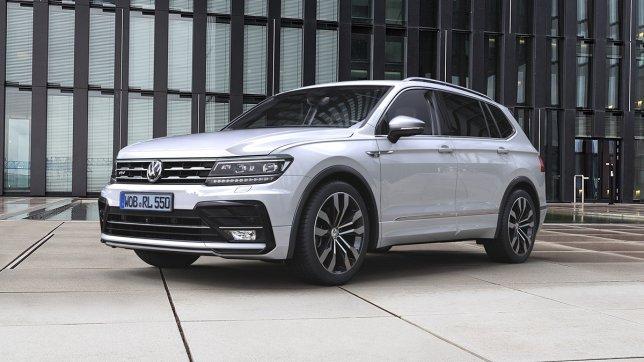 2021 Volkswagen Tiguan Allspace 280 TSI R-Line Edition